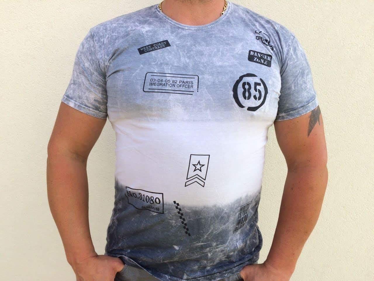 Pánske tričko s potlačou 4506a6f6d31