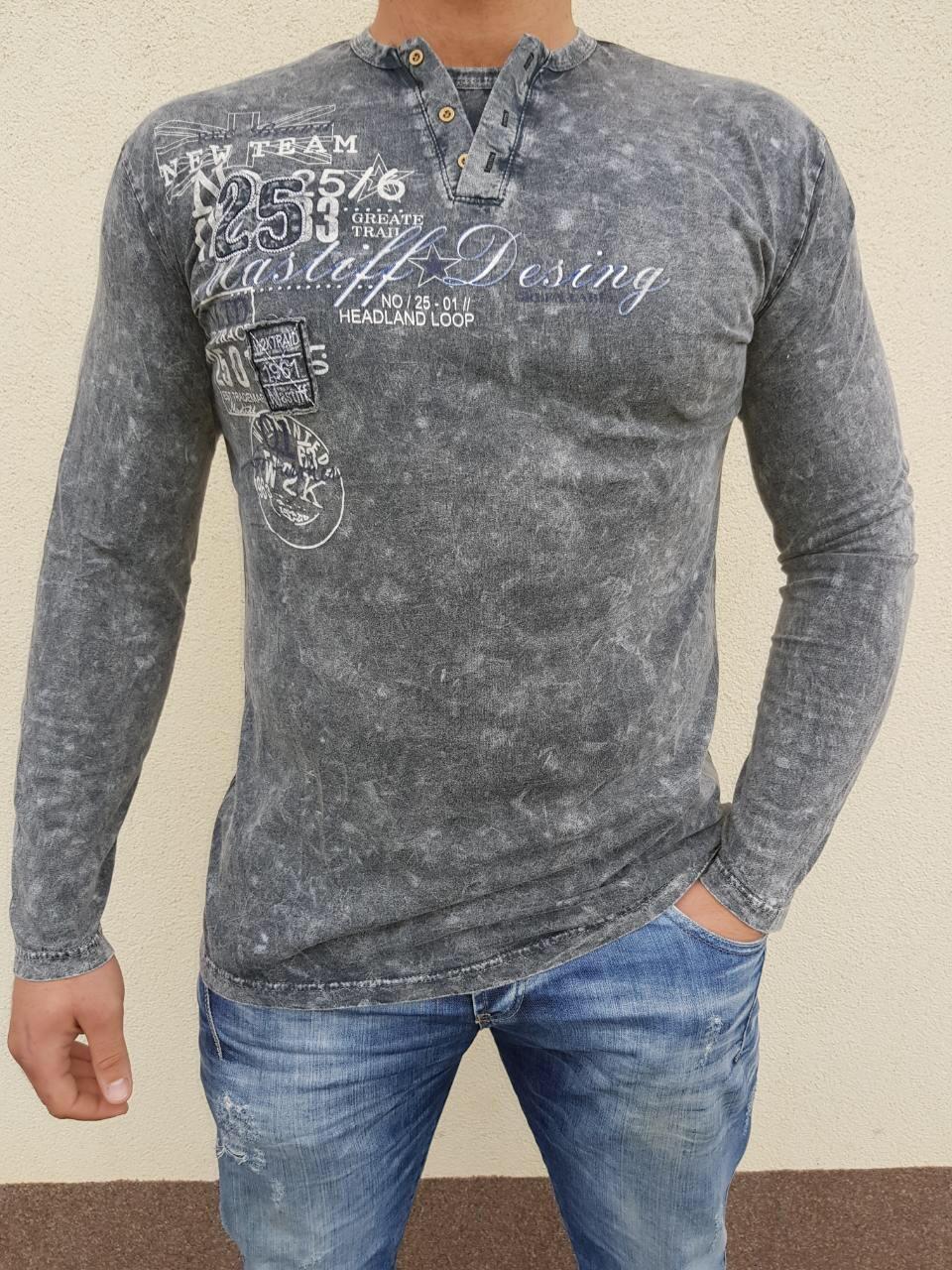 f3092c438d Pánske tričko s dlhým rukávom